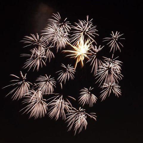 [Photo] 初めての花火撮影。in昭和記念公園。その2 #リコーGR #GR #GR2 #リコー