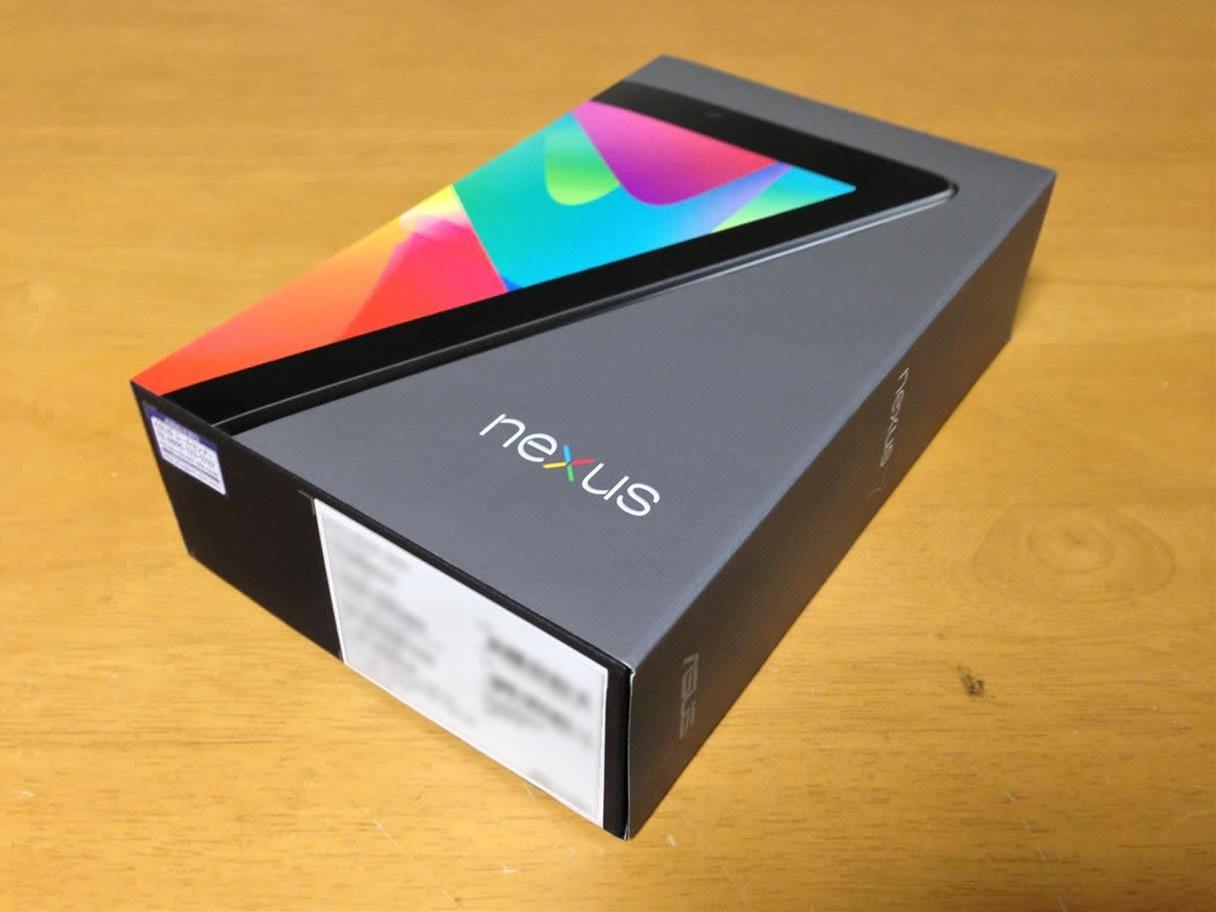 Nexus7 2 8